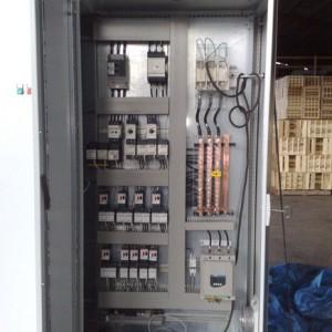 Nouvelle armoire électrique