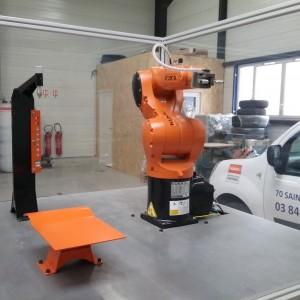Robot AGILUS pour formation